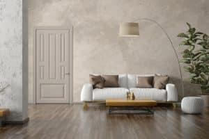 Enduit décoratif blanc : avantages, types et mode d'utilisation