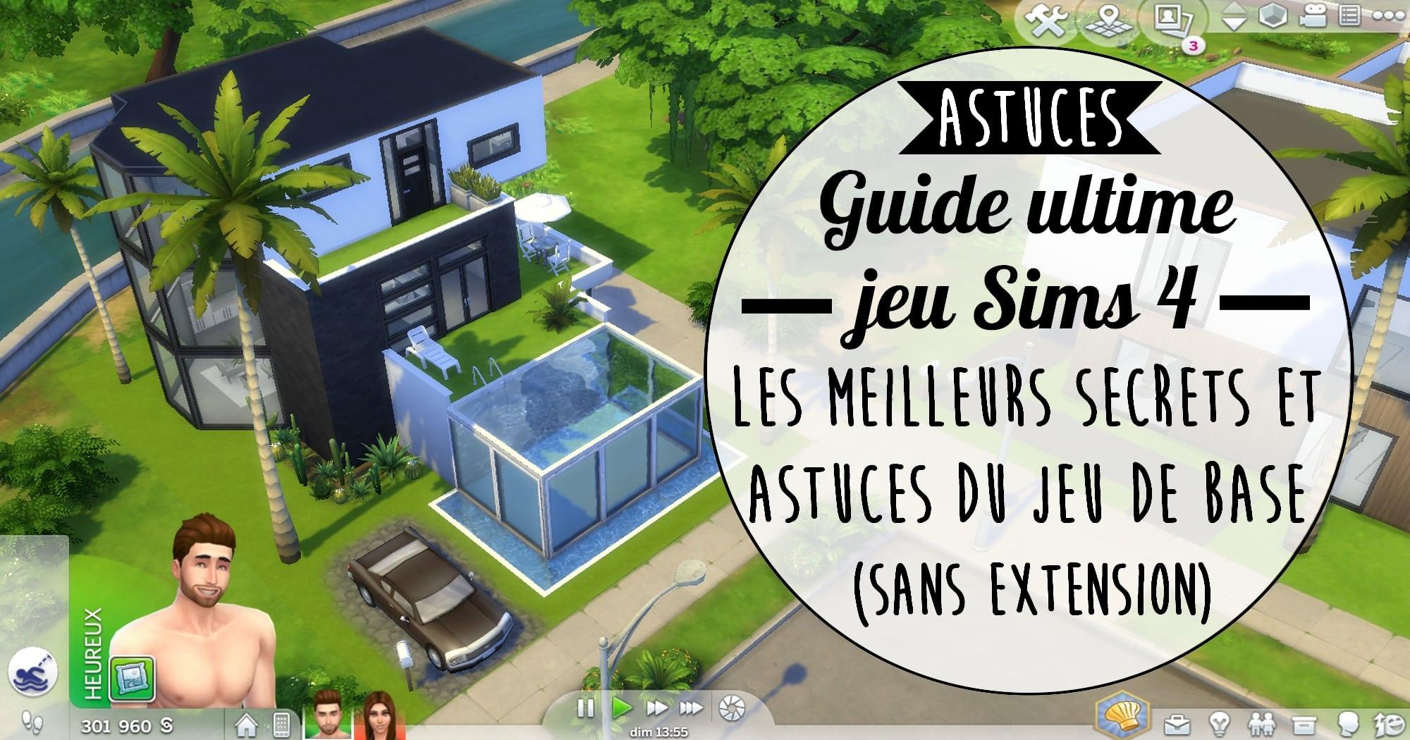 Comment avoir tout les pack Sims 4 gratuitement ?
