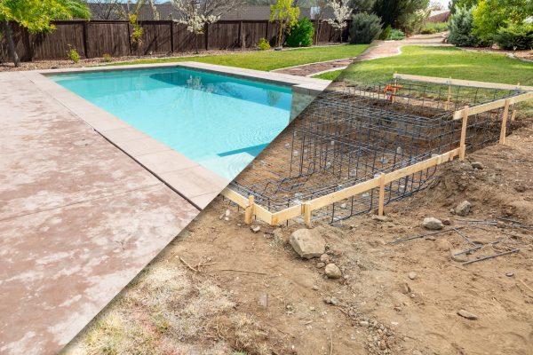 Quel impôt pour une piscine enterrée ?