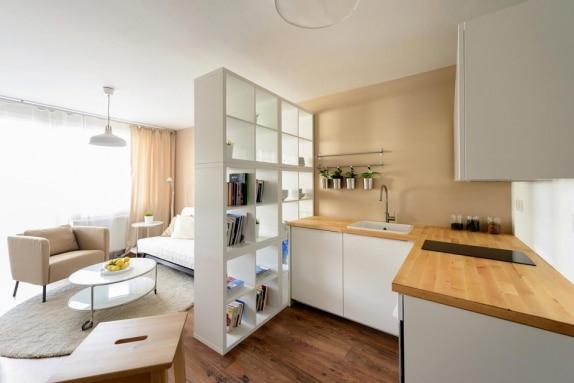 Comment gagner de l'espace dans un petit appartement ?