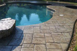 Quelle Epaisseur de dalle pour piscine hors sol ?