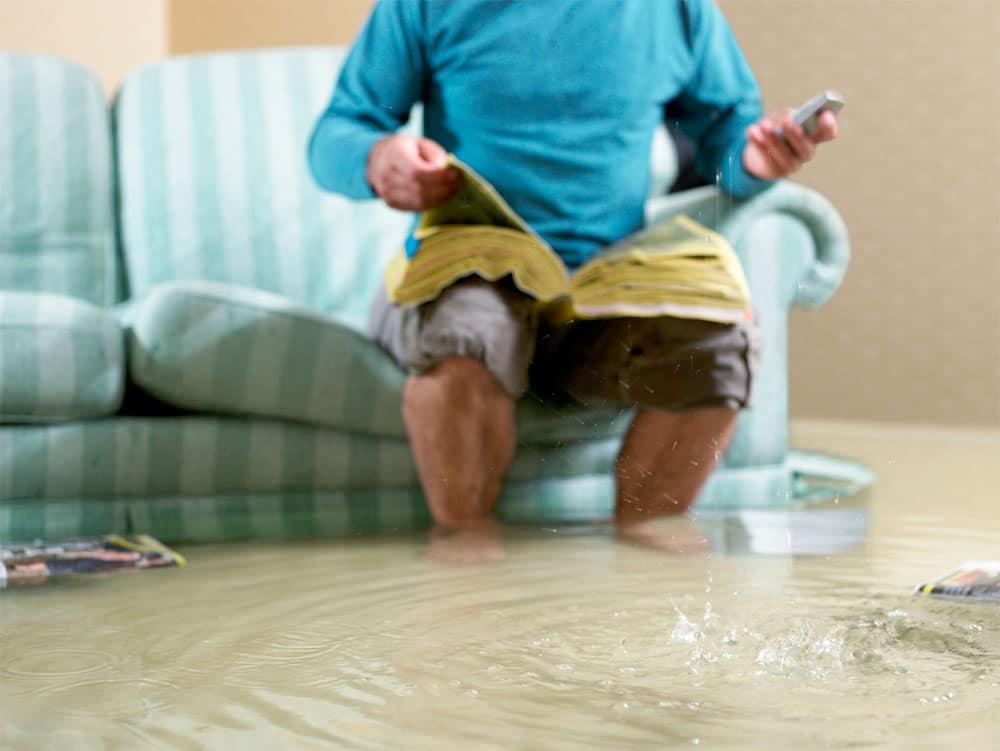Comment réparer un impact sur une baignoire ?