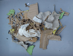 Est-ce que le carton est compostable ?